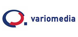 logo variomedia AG
